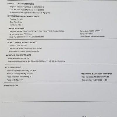 13-Rilascio documentazione finale di avvenuto conferimento