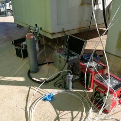 Monitoraggi emissioni convogliate